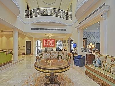 فیلا 4 غرف نوم للايجار في البرشاء، دبي - Exclusive|Luxurious 4BR+M Villa|Fully Furnished
