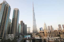 Burj Khalifa View | Two Bedroom | Old Town