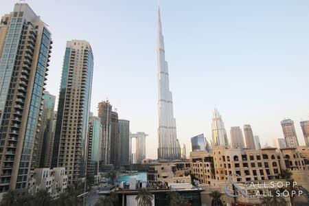 فلیٹ 2 غرفة نوم للايجار في المدينة القديمة، دبي - Burj Khalifa View | Two Bedroom | Old Town