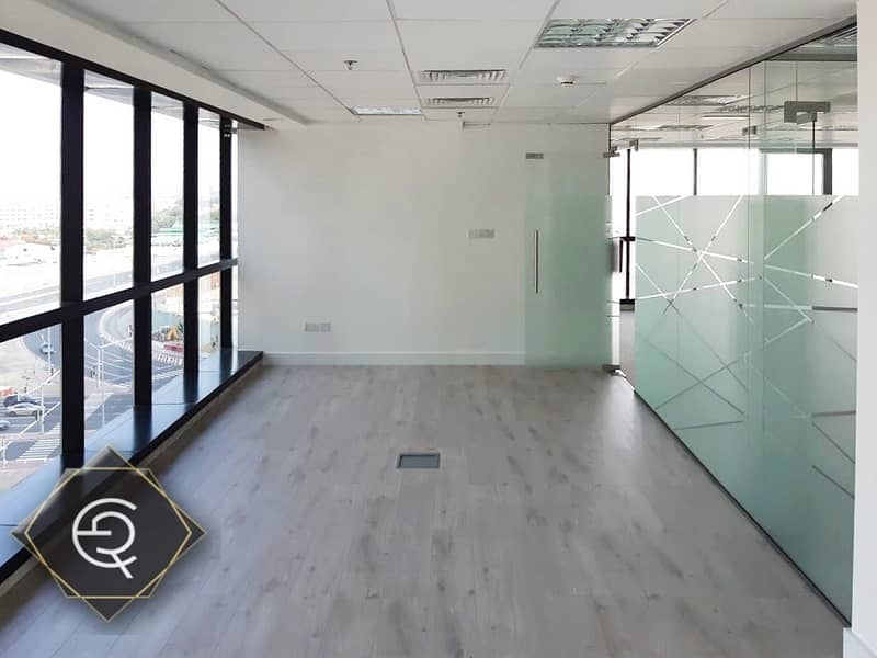 Office Fitted | Partition | Ready to Move in