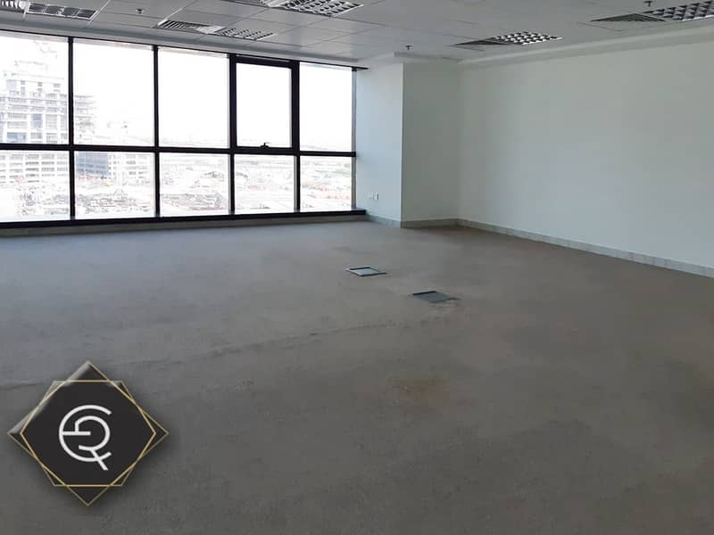 2 Office Fitted | Partition | Ready to Move in