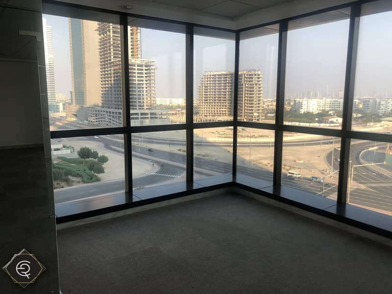 14 Office Fitted | Partition | Ready to Move in