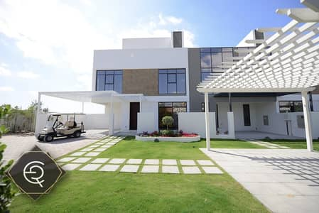 3 Bedroom Townhouse for Sale in Jumeirah Golf Estate, Dubai - LUXURY COMMUNITY TOWNHOUSE   3 BED + MAIDS