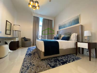 2 Bedroom Apartment for Rent in Business Bay, Dubai - Service Fully Furnished B/R in Avanti Tower
