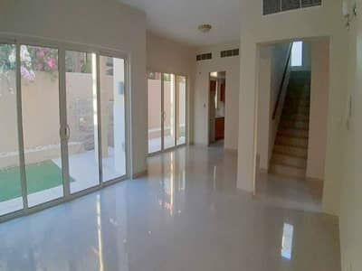 3 Bedroom Villa for Sale in Al Raha Gardens, Abu Dhabi - Corner Single Row | Near The Gate | Rented
