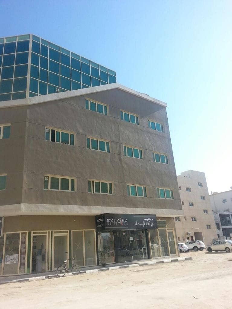 Residential and commercial building for sale in Muwailih, Sharjah