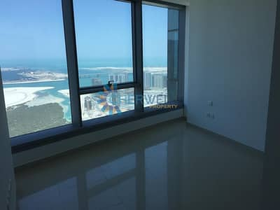 2 Bedroom Flat for Sale in Al Reem Island, Abu Dhabi - Hot Deal | Sea View | Luxurious 2+1+M+Apartment | High Floor