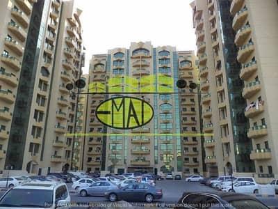 فلیٹ 1 غرفة نوم للايجار في الراشدية، عجمان - Rashidiya Towers: 1 Bed Hall (2 Washroom) 1115 sqft very spacious