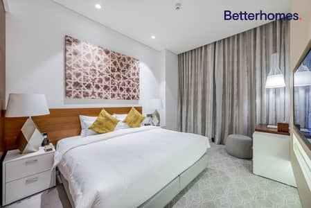 3 Bedroom Hotel Apartment for Rent in Al Garhoud, Dubai - Brand New| Exclusive | Luxury | 3 Bed | Serviced Apartment