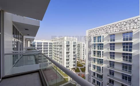 2 Bedroom Flat for Rent in Dubai Studio City, Dubai - Brand New and Well Maintained 2BR+Study w/ Balcony