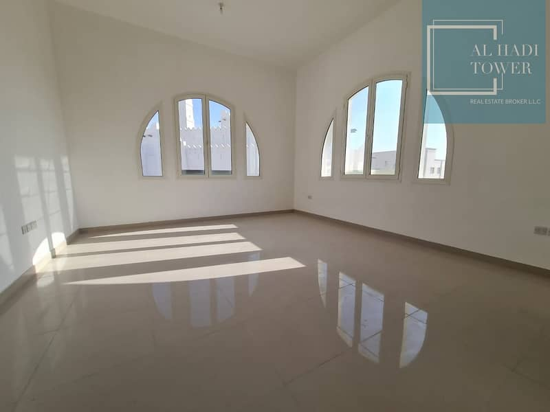 BRAND NEW STUDIO FOR RENT IN AMAZING NEW VILLA  (FIRST TENANT) AT KHALIFA CITY A