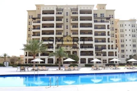 Studio for Sale in Al Hamra Village, Ras Al Khaimah - Sea Views |High Floor Studio Unit| Vibrant Community