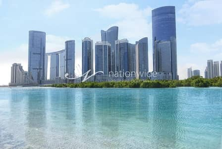 1 Bedroom Apartment for Rent in Al Reem Island, Abu Dhabi - Well Maintained Apartment For Up To 2 Payments