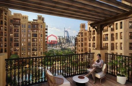 Apartments with breath taking view of Burj Al Arab