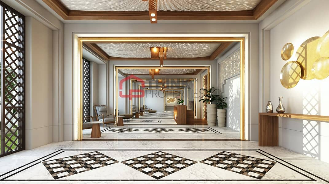2 Apartments with breath taking view of Burj Al Arab