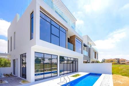 4 Bedroom Villa for Sale in Jumeirah Golf Estate, Dubai - 4 BR + Maids | Handover January 2021 | Golf Course