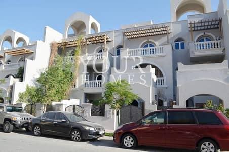 تاون هاوس 4 غرف نوم للبيع في قرية جميرا الدائرية، دبي - OP| 4BHK+M Townhouse Seasin Community JVC
