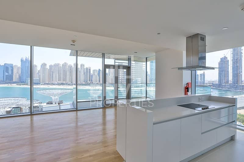 2 Breathtaking view | 3Bedroom with Maid's