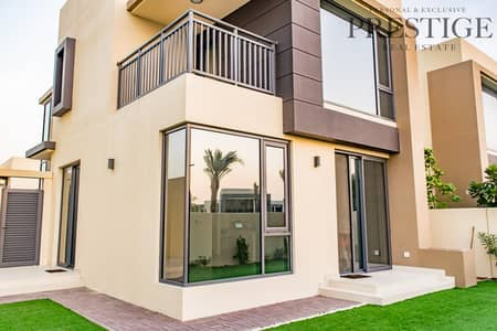 4 Bedroom Townhouse for Sale in Dubai Hills Estate, Dubai - 4 Beds | End Unit | Type 2E | Single Row