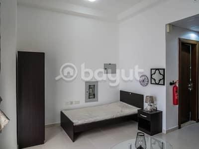 Studio for Sale in Al Amerah, Ajman - Brand new Furnished Studio one month free