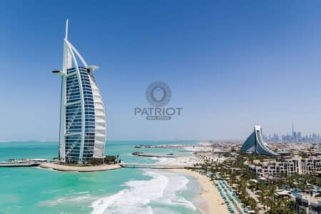 FIRST FREEHOLD LIVING IN FRONT OF BURJ AL ARAB