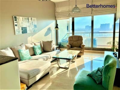 2 Bedroom Apartment for Rent in Al Furjan, Dubai - Unfurnished I Balcony Pool View I Immaculate