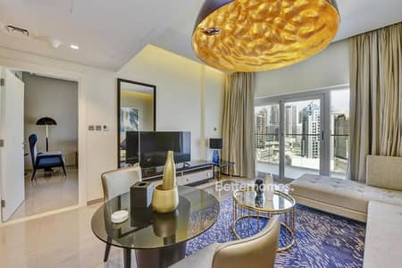 Stunning 1 BR|Canal View|Fully Furnished