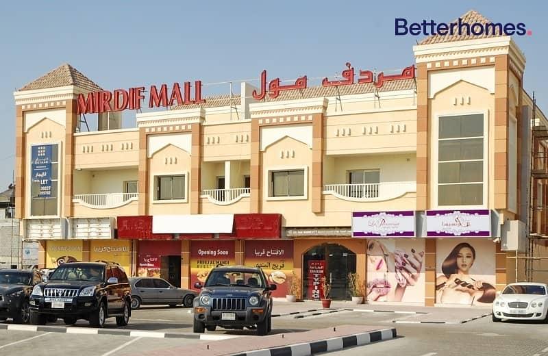 10 Spacious 3 BR | 5 villas compound  |  Mirdif