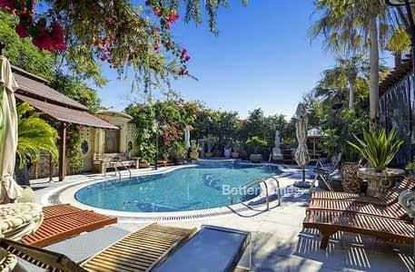 فیلا 5 غرف نوم للبيع في ذا فيلا، دبي - Upgraded 5 br   Marbella  Hacienda The Villa