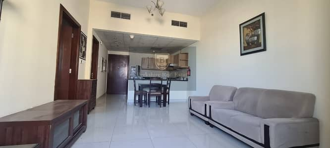 Furnished 1 BR with Double Balcony for Rent