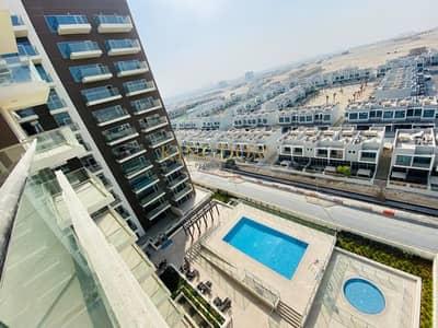 2 Bedroom Apartment for Rent in Al Furjan, Dubai - pool view | 3BR Duplex | Chiller free | Azizi Samia
