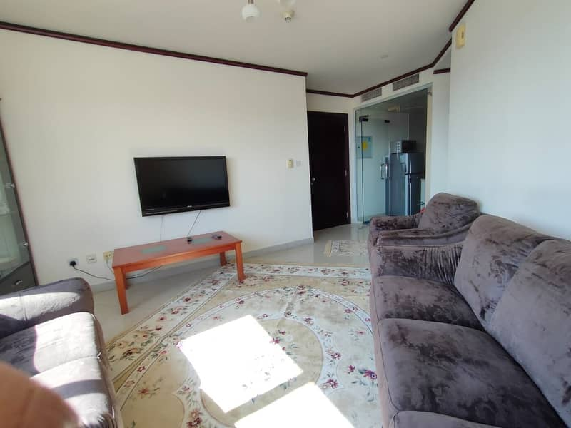 Fully Furnished 1 Bedroom Apartment for Rent (Close to Metro)