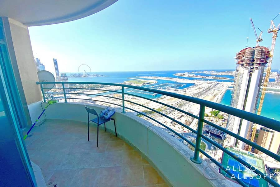 2 High Floor | Full Sea Views | Marina Crown