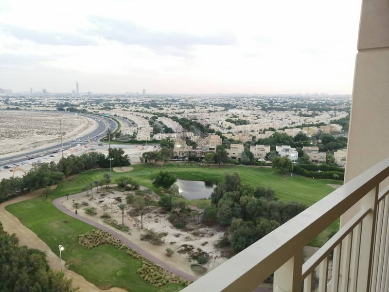 2 HEART TOUCHING GOLF VIEW I READY TO MOVE IN