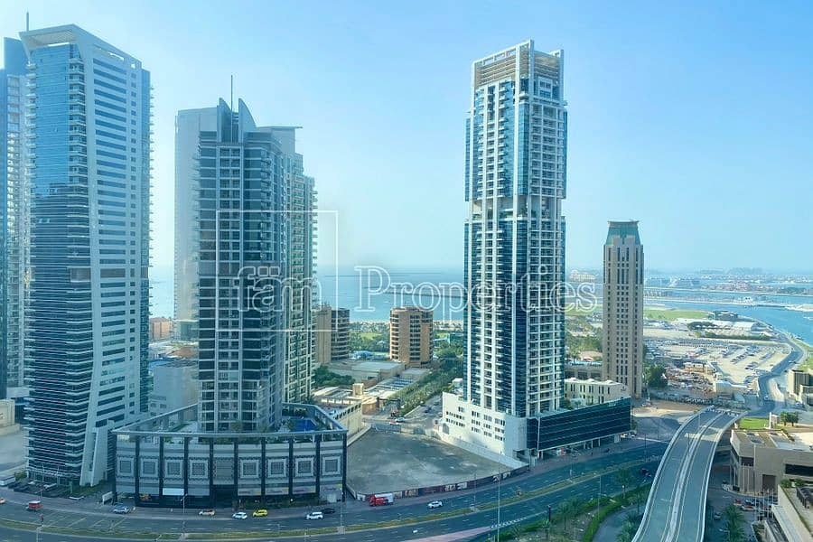 21 2BR Corner Unit with Marina and Seaview