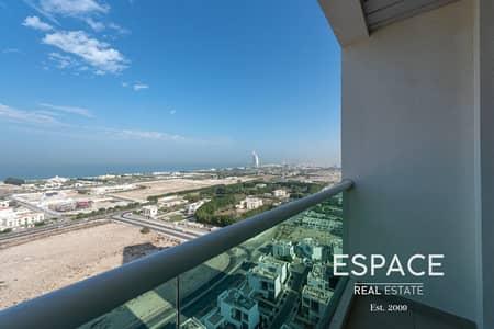 شقة 1 غرفة نوم للبيع في الصفوح، دبي - 1 Bedroom | 2 Bath | Furnished | Vacant