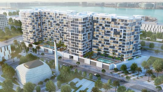 Own your Luxury apartment with an amazing Sea View at Yas Island