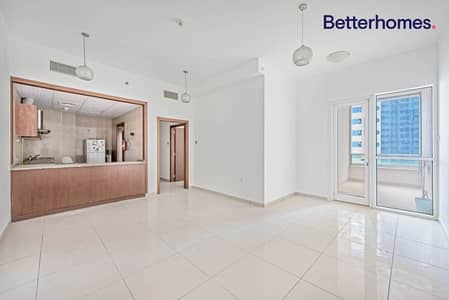 شقة 1 غرفة نوم للايجار في دبي مارينا، دبي - VACANT | KEY WITH AGENT | FURNISHED - SEA FACING APT
