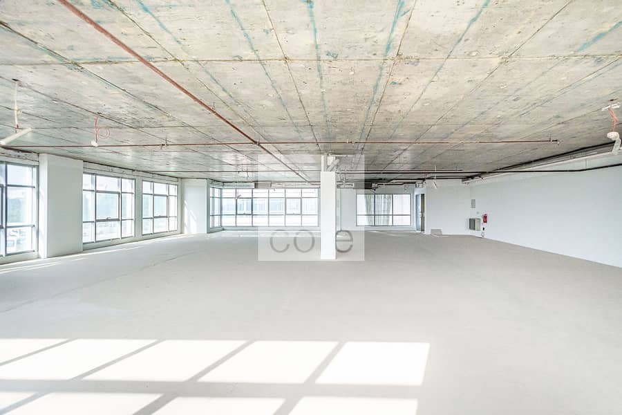 Shell and Core Office   Ideally Located   DIP