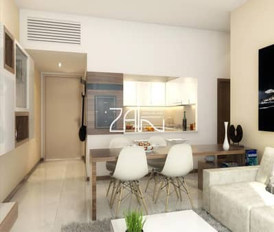 Off Plan High Standard 1 BR Apt with Balcony Handover 2021