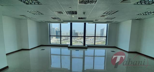 Vacant Office for sale with Panoramic and Golf View in JLT at X3 Tower