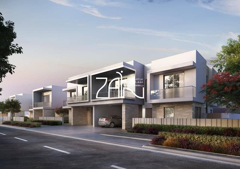Corner Single Row 2+1 Townhouse Handover Dec 2020