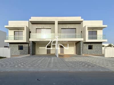 فیلا 2 غرفة نوم للبيع في جزيرة ياس، أبوظبي - Corner Single Row 2 BR Great Location Ready For Handover