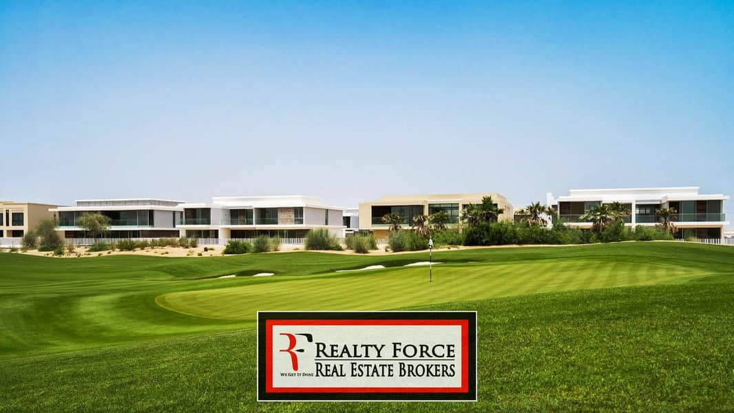 2 FULL GOLF COURSE VIEW | LARGE PLOT | 7BR TYPE B1