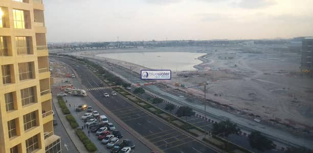 1 Bedroom Apartment for Rent in Dubai Production City (IMPZ), Dubai - FURNISHED 1BHK FOR RENT- LAKESIDE TOWER IMPZ.30k-4 Cheques