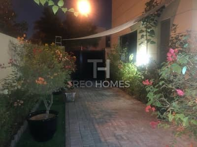 4 Bedroom Townhouse for Sale in DAMAC Hills (Akoya by DAMAC), Dubai - THH -Genuine-Huge Plot - Upgraded Garden