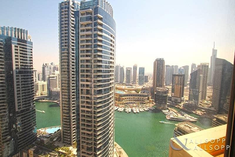 2 Luxury Duplex   Rare   Full Marina Views