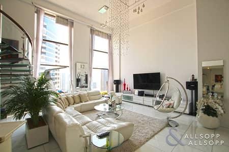 شقة 2 غرفة نوم للبيع في جميرا بيتش ريزيدنس، دبي - Luxury Duplex | Rare | Full Marina Views
