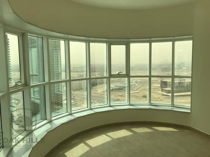10 studio with balcony high floor full sea view