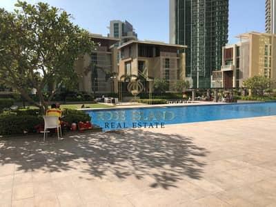 شقة 2 غرفة نوم للايجار في جزيرة الريم، أبوظبي - PEACEFUL LIVING WITH UNINTERUPTED GARDEN VIEWS  BALCONY